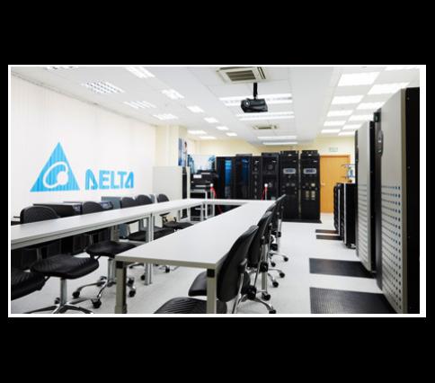 Компания Delta Electronics открыла в 2015 году первый в России тренинг-центр
