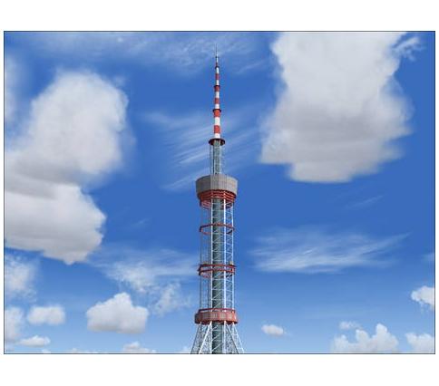 Цифровые телебашни Поволжья стали надежнее с ИБП Delta Electronics