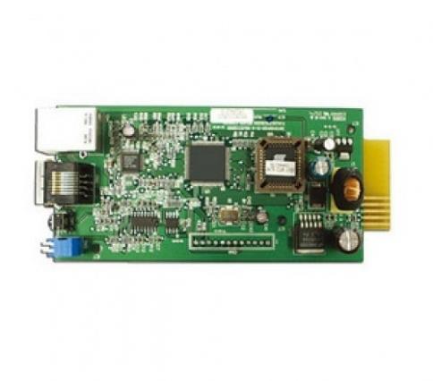Интерфейсная карта, адаптер WEB/SNMP 3915100120-S