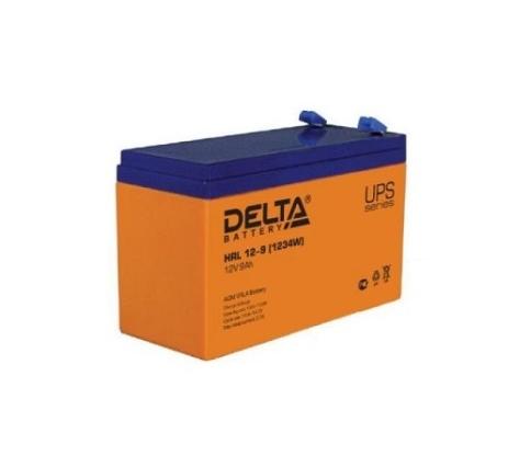 Delta HRL 12-9